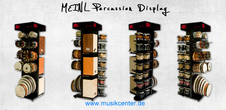 Meinl Percussioncenter Musikladen Bendorf